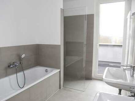 Erstbezug! - Exklusives 2-Zimmer-Penthouse mit zwei Terrassen und Weitblick über Hamburgs Norden