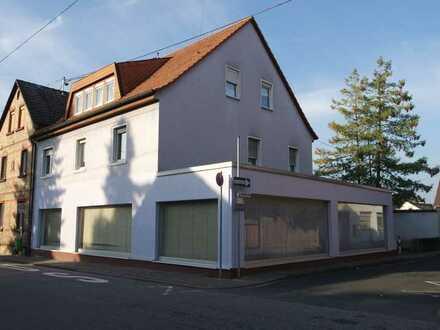 Schöne 4 ZKB-Wohnung in Heidesheim zu vermieten!