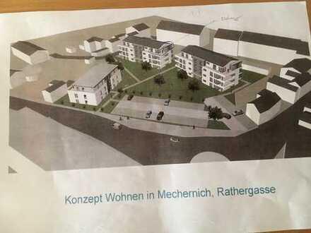 Penthouse-Wohnung mit Balkon: attraktive 3,5 Zimmerwohnung in Mechernich