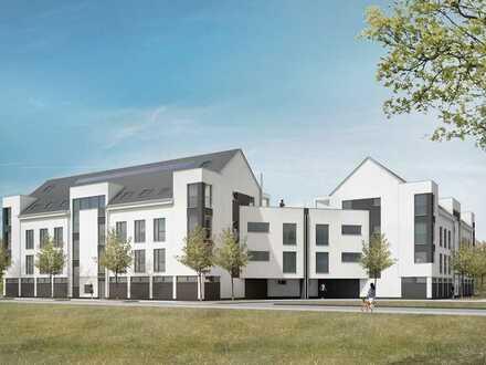 Sehr helle, moderne 4-Zimmer-Wohnung mit schöner Terrasse in ruhiger Wohnlage in Mutterstadt