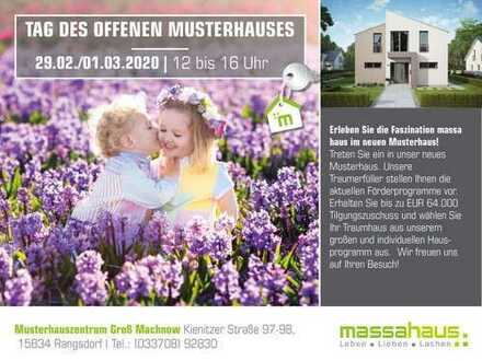 ***Tag des offenen Musterhauses Sa+So 29.02/01.03. 12:00-16:00 Uhr***
