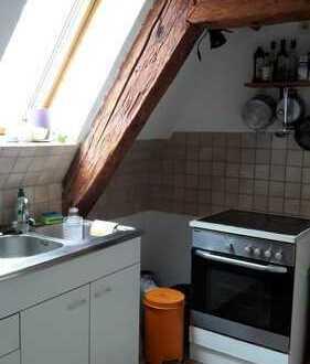 12 m² - Zimmer in netter 2er-WG; zentral in der Altstadt