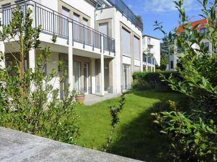 Elegante, helle 3 Zimmerwohnung mit Garten in Toplage von Königstein