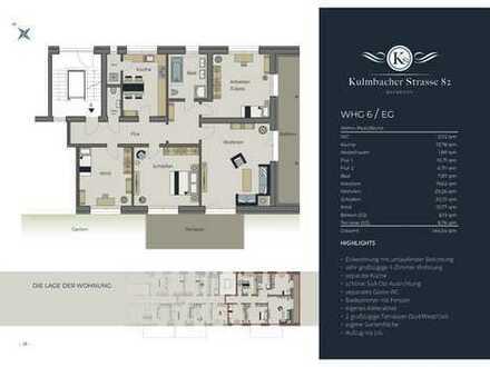K82 -Traumwohnung in Hausgröße mit den Vorteilen einer Wohnung