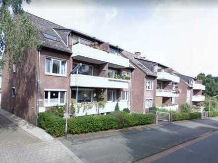 3 Zi. Wohnung mit Wannenbad und Balkon