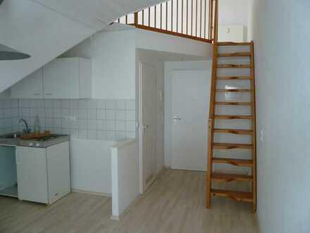 1 Zimmer Galerie Wohnung in Albstadt - Ebingen zu vermieten.