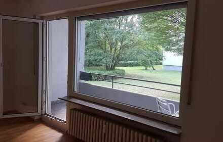 Attraktive 3-Zimmer-EG-Wohnung mit Balkon und Einbauküche in Heidelberg