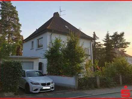Einfamilienhaus mit Charakter in der Villenkolonie von Eberstadt