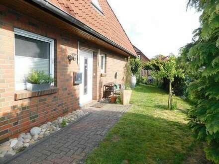 Sehr gemütliche, 110 m² große Doppelhaushälfte mit kleinem Garten zum wohlfühlen