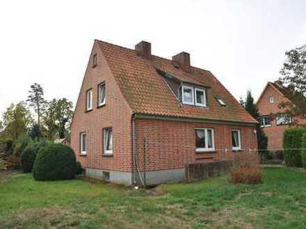 Einfamilienhaus auf großem Grund in Bleckede