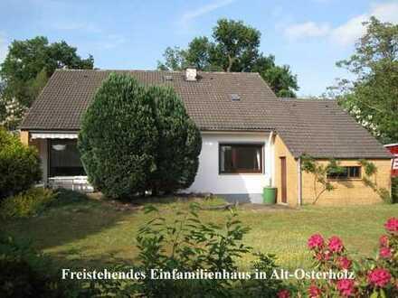 Freistehendes EFH von Privat in Bremen, Ellenerbrok-Schevemoor