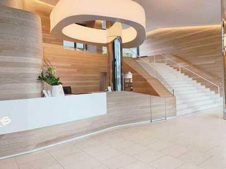 AXIS Modernes, Großes 5 Zi. Haus Stadt Villa zentral in Frankfurt, Europaviertel Gallusviertel