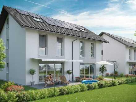 Doppelhaus 3.2 in Freilassing am Sonnenfeld