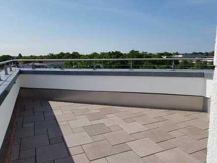 Komfortabel wohnen mitten in Norderstedt mit Dachterrasse