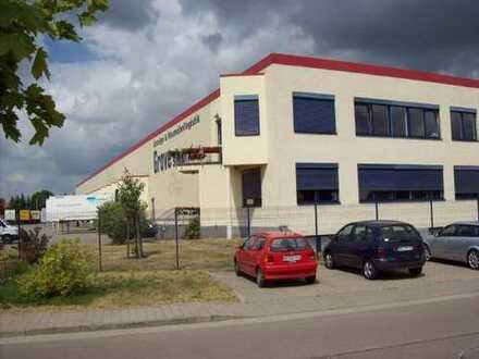 moderne Lagerhalle mit 6 Rampen 500 m² bis 1500 m² mit Bürofläche