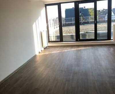Erstbezug nach Sanierung extravagante helle 2 Zimmer Terrassenwohnung
