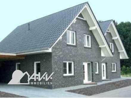 WHV *modernes Doppelhaus* Neubau mit Grundstück