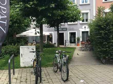Wohn-Geschäftshaus in bester Innenstadtlage Kemptens (ohne Provision)