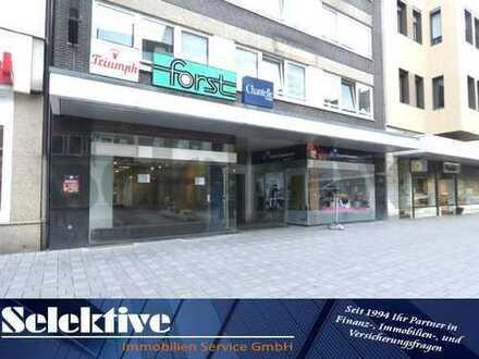 Gladbeck-City Ihr neues 108 m² Ladenlokal zwischen Marktplatz und Hochstraße. Machen Sie Ihr Ding!