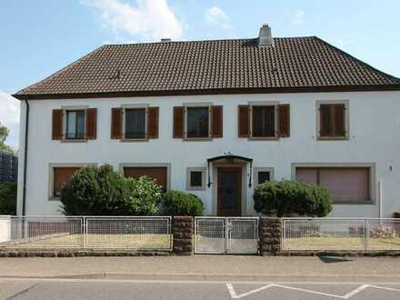 Wohnen und Arbeiten unter einem Dach in Edesheim zu vermieten