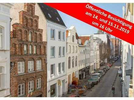 charmantes Townhouse 04 in Lübeck