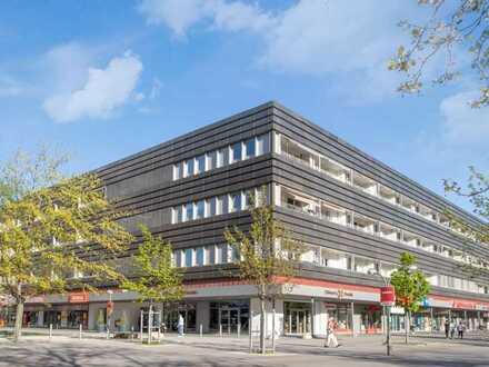 Sehr moderne und helle 2-Zimmer-Wohnung im ehemaligen Konsumwarenhaus am Fennpfuhl!