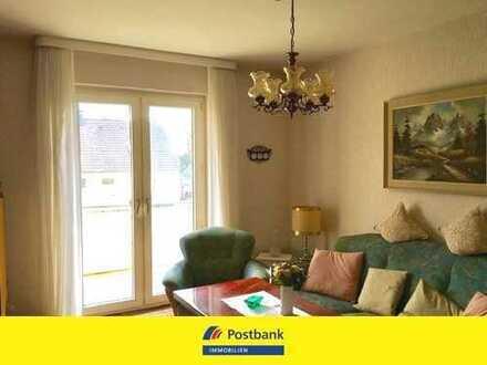 2-Zimmer-Wohnung in grüner Lage mit Balkon!