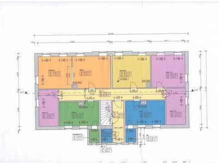 Tolle 5,5 Raum Wohnung inkl. 120 m² Nutzfläche im DG