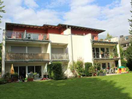 hochwertige 4-Zimmer-Erdgeschosswohnung mit Garten in schöner Lage