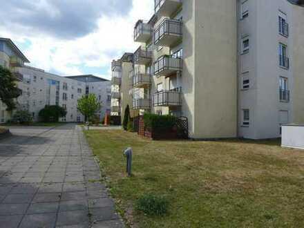 Terrassen-Wohnung zur Hofseite*Lift*TG-Stell-Pl. inkl. im Preis