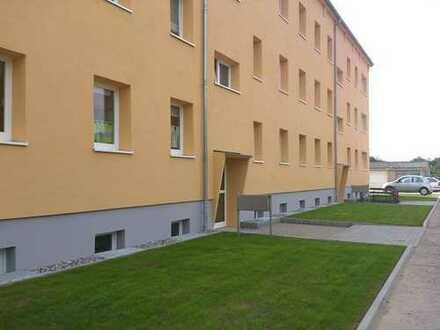 Attraktive 3 Raumwohnung mit Balkon in Wolgast (Tannenkamp) zu vermieten