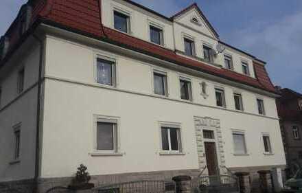Profi Concept: Ebrach, schicke 3-Zi EG - Wohnung mit Balkon in kleiner Wohneinheit