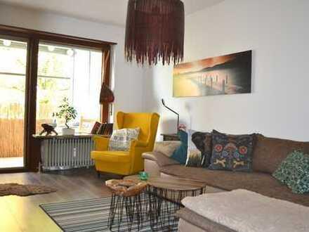 Geschmackvolle 2-Zimmerwohnung mit Küche- und Loggia in Gersthofen.