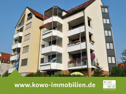 Traumhaft: 2-Raum-Wohnung mit Terrasse im Wohnpark Markranstädt am See!