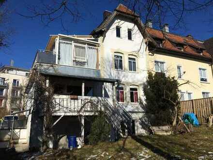 2-Zi.Wohnung mit Terrasse und Stellplatz in Kempten Nähe Fachhochschule
