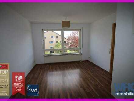 Helle 2-Zimmer-Mietwohnung mit Tiefgaragenstellplatz