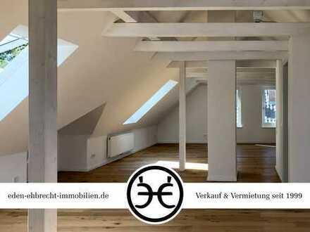 Wohntraum im Dachgeschoss | 1 Zimmer | Dobbenviertel