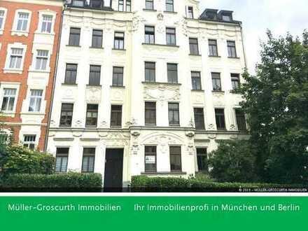 Stop! Denkmalgeschützte 4-Zimmer-Wohnung in ruhiger Citylage!