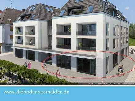 """Bestlage !!! 372 m² Gewerbefläche im Neubauprojekt """"City Seeblick """" zu verkaufen"""