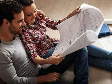 Wohnen auf einer Ebene! Ihre große Eigentumswohnung in Planung mit Terrasse im Herzen von Calw!