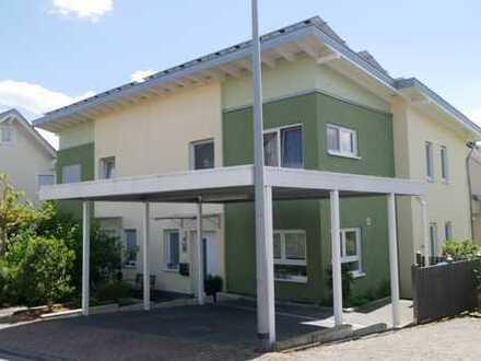 Toplage in Eltville! Neuwertige Doppelhaushälfte mit hochwertiger Ausstattung in ruhiger Südlage