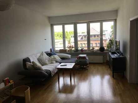 Helle, großzügige vier Zimmer Wohnung in Mannheim, Schwetzingerstadt / Oststadt