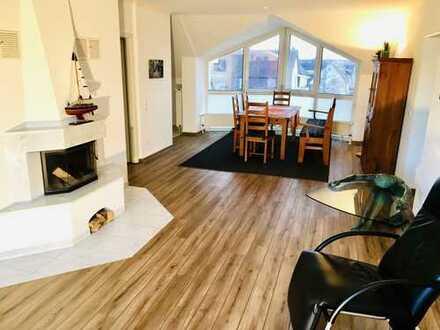 4-Zimmer Maisonettewohnung mit bester Verbindung nach Frankfurt