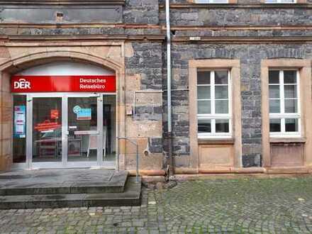 Ladengeschäft im alten Rathaus zu Gedern - Erstbezug nach Sanierung