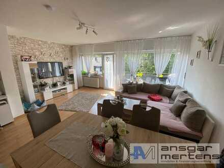 (M)EINE Maisonettewohnung am Schmölderpark ca. 100 m² verteilt auf 2 Etagen, 2 Balkone + Stellplatz