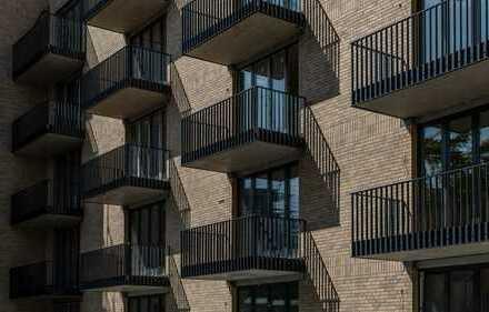 HOMESK - Erstbezug! 2-Zimmer Wohnung in Südausrichtung im Neubau-Quartier