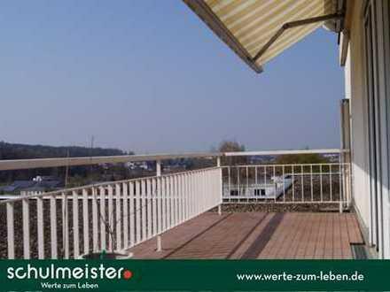 STILVOLL. AUSSERGEWÖHNLICH. 2,5-Zimmer-Dachgeschoss | Aufzug, Garage, traumhafte Dachterrasse