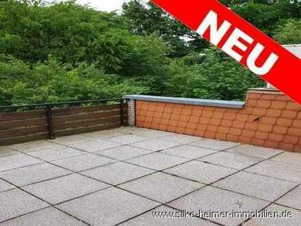 !!! Gemütliche 3 Zimmer Wohnung mit toller Dachterrasse nähe Lesumer Bahnhof - frei ab sofort !!