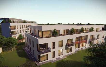 ADLERSHOF: ERSTBEZUG 2020: 95 Hotel-Einheiten + 65 Apartments + TG - Schlüsselfertig - zu VERPACHTEN