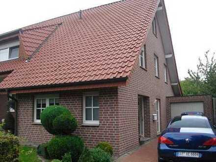 Doppelhaushälfte in Laer